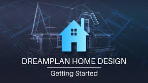 dreamplan home design software getting started youtube