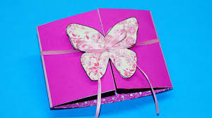 butterfly card learn how to make this butterfly paper crafts
