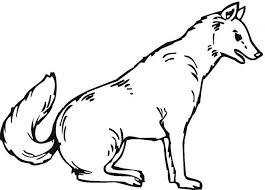 dessin de loup facile a faire dessincoloriage