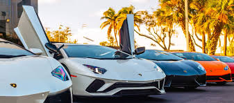 car lamborghini blue lamborghini dealership north miami beach fl used cars