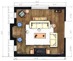 living room floor planner living room plan living room plan sketch line sofa set illustration