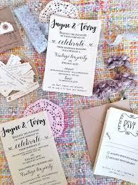 wedding invitations handmade handmade wedding invitations how to design the wording visual