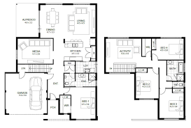 Floor Plans For A 2 Bedroom House Floor Plan Designer Australian House Floor Plans 2 Bedroom Home
