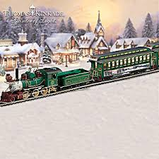 the kinkade express electric collection