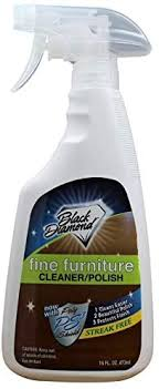 how to clean and shine oak cabinets furniture cleaner add a beautiful spray shine to your furniture and wood cabinets by black stoneworks 1 pint