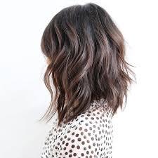 textured shoulder length hair 20 wavy bob hairstyles for short medium length hair