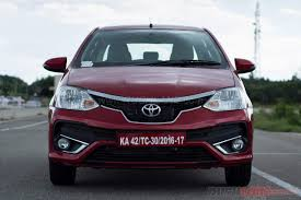 toyota india to increase car prices by up to 3 from jan 2017