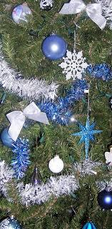 blue tree ornaments 3 by dkimber on deviantart