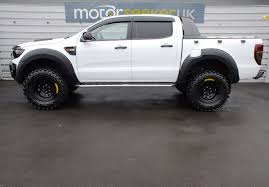 ford ranger raptor 2017 first ford ranger seeker raptor edition from seeker styling