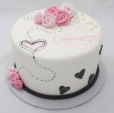 engagement cakes engagement cake