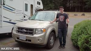 Ford Explorer Build - 2010 ford escape storm chasing vehicle build vlog youtube