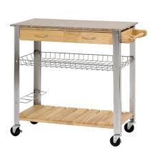 kitchen kitchen cart on wheels throughout astonishing fresh idea