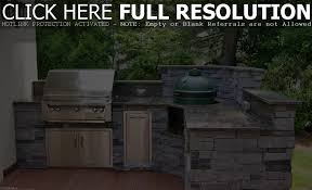 outdoor kitchen island plans free outofhome big green egg built