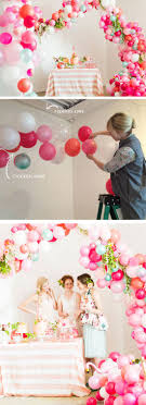 smack the pack balloon valentines the best diy ideas for baby shower balloons cutestbayshowers