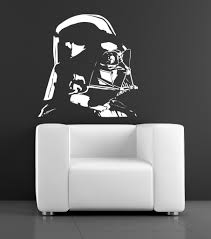 star wars wall decal white pictures pin pinterest pinsdaddy star wars pulp fiction invertme modern wall stickers adhesive home