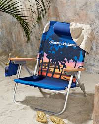 Beach Chairs Tommy Bahama Sunset Palms Deluxe Backpack Beach Chair From Tommybahama Com