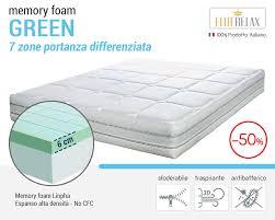 offerta materasso lattice materasso memory lattice home interior idee di design tendenze e