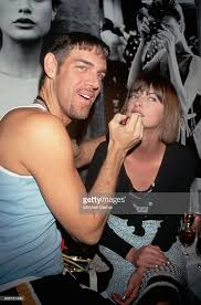 looking for makeup artist kevyn aucoin and evangelista pictures getty images