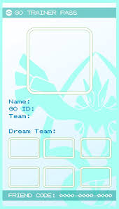Pokemon Trainer Card Designer Pokemon Go Trainer Card Team Harmony By Kibaboy4 On Deviantart