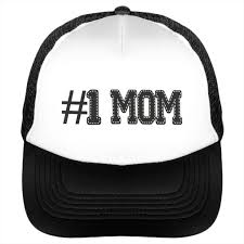 1 mom hat best gift for mothers day awesome gift for mother mommy cap