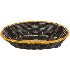 Wicker Paper Plate Holders Wholesale 9