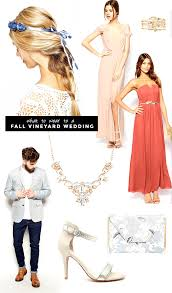 what to wear for guests attending a fall wedding green wedding