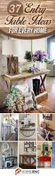 Modern Entry Table by Best 25 Small Entry Tables Ideas On Pinterest Foyer Table Decor