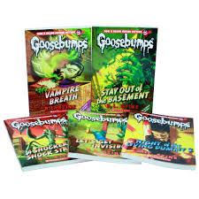 goosebumps 30 book collection bms wholesale