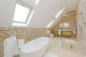 loft conversion bathroom ideas cool loft conversion bathroom ideas 9 on bathroom design ideas