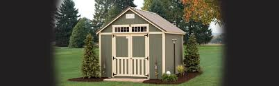 Storage Shed For Backyard by Backyard Storage Sheds And Mini Barns