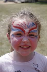 79 best 4th of july face painting images on pinterest face
