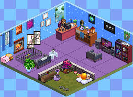 i put an indoor sanctuary for my pixelings in my living room