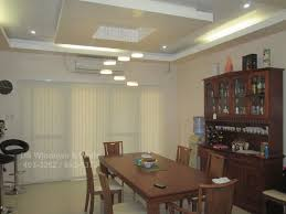 Cloth Vertical Blinds Modern House Interior Design With Fabric Vertical Blinds