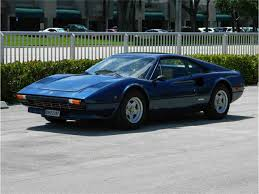 Ferrari California Navy Blue - 1977 ferrari 308 for sale classiccars com cc 994019