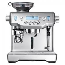 sage the oracle dual boiler espresso coffee machine bes980uk