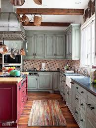 rustic blue gray kitchen cabinets 1001 ideas for inspiring rustic kitchen and dining room