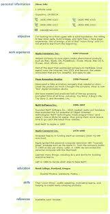 resume for apple apple resume resume examples resume template