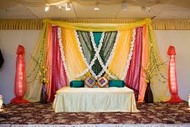 Home Decoration Wedding Perfect Stage For Mehndi Night Indian Wedding Decor Home Decor