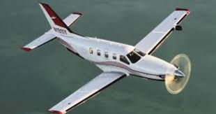 Airline Glass And Upholstery Tbm 850 A Jet With A Prop Flying Magazine