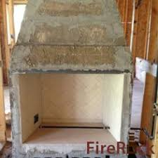 Firerock Masonry Fireplace Kits by Fireplace Built Using Firerock Cozy Indoor Fireplaces