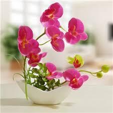 Silk Flower Plants - artificial flowers u0026 potted plants silk wedding bouquets