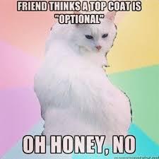 Nail Art Meme - beauty memes that will crack you up bebeautiful