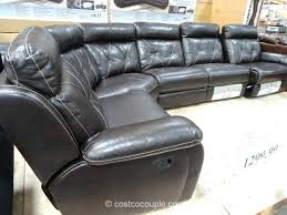 Leather Motion Sectional Sofa Black Leather Motion Home Theater Sectional Sofa Julius 5