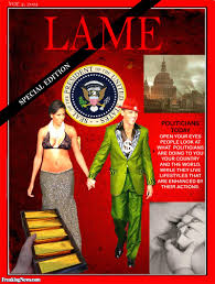 barack obama pimp and michelle on magazine cover pictures