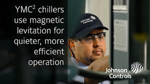 magnetic levitation in the york ymc2 chiller johnson controls