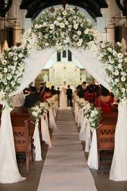 wedding arches to purchase flowers bouquets aisle decor for church wedding flowers wedding