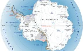 Batavia World Map by Ice Loss In West Antarctic Is Speeding Up