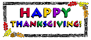 happy thanksgiving gifs thanksgiving graphics