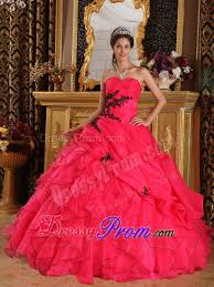 quinceaneras dresses and ruffled organza quinceanera dresses in coral