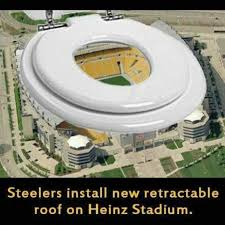 Anti Steelers Memes - steelers new roof sports funny pics and qoutes pinterest funny